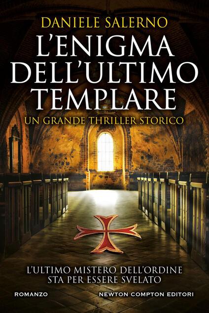 L' enigma dell'ultimo templare - Daniele Salerno - ebook