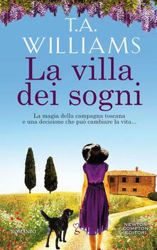 La villa dei sogni - T. A. Williams - copertina