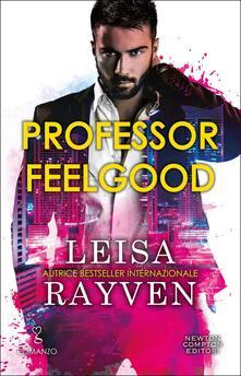 Professor Feelgood - Leisa Rayven - copertina