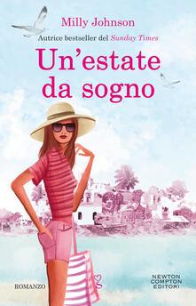 Un' estate da sogno - Milly Johnson - copertina
