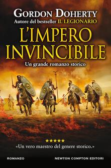 L' impero invincibile - Gordon Doherty - copertina