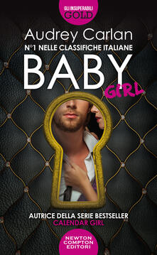 Baby girl - Audrey Carlan - copertina
