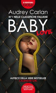Baby love - Audrey Carlan - copertina