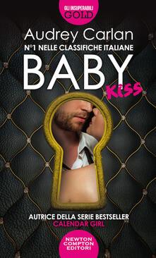 Baby kiss - Audrey Carlan - copertina
