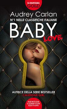 Baby love - Audrey Carlan,Daniela Bartolomeoli - ebook