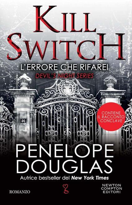 L' errore che rifarei. Devil's night series - Carlotta Turrini,Chiara Zaottini,Penelope Douglas - ebook
