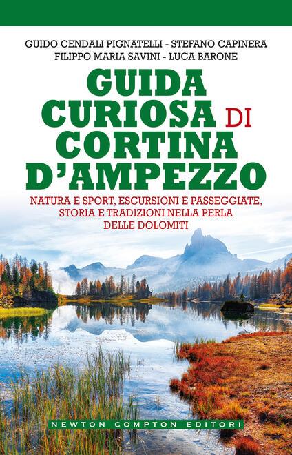 Guida curiosa di Cortina d'Ampezzo - copertina
