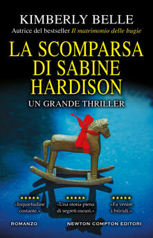 La scomparsa di Sabine Hardison - Kimberly Belle,Lorena Marrocco - ebook