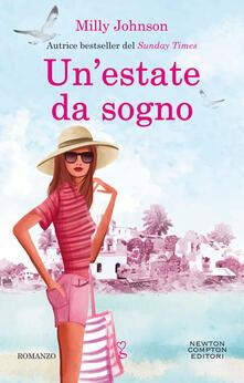 Un' estate da sogno - Anna De Vito,Milly Johnson - ebook