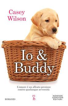 Io & Buddy - Casey Wilson - copertina