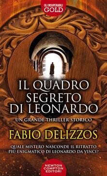 Il quadro segreto di Leonardo - Fabio Delizzos - copertina