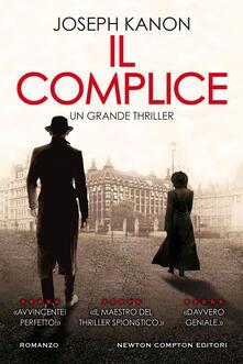 Il complice - Joseph Kanon,Nello Giugliano - ebook
