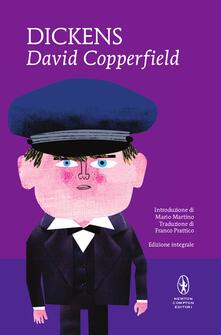 David Copperfield. Ediz. integrale - Charles Dickens - copertina