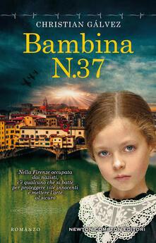 Bambina N.37 - Christian Gálvez - copertina