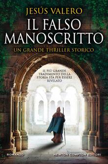 Il falso manoscritto - Jesús Valero,Mariacristina Cesa - ebook