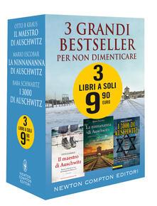 3 grandi bestseller. Per non dimenticare - Mario Escobar,Otto B Kraus,Baba Schwartz - copertina