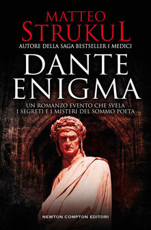 Dante enigma - Matteo Strukul - copertina