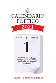 Calendario poetico 2021 - AA.VV. - ebook
