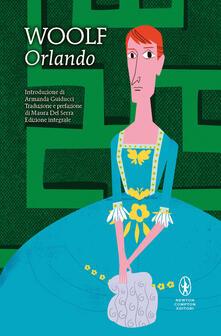 Orlando. Ediz. integrale - Virginia Woolf - copertina