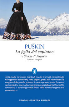 La figlia del capitano-Storia di Pugacëv. Ediz. integrale - Aleksandr Sergeevic Puskin - copertina