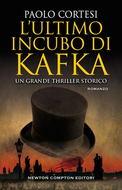 L' ultimo incubo di Kafka - Paolo Cortesi - ebook