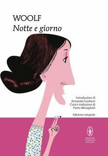 Notte e giorno. Ediz. integrale - Virginia Woolf - copertina