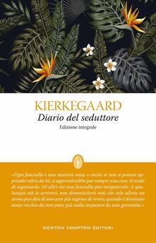 Diario del seduttore. Ediz. integrale - Søren Kierkegaard - copertina