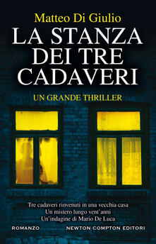 La stanza dei tre cadaveri - Matteo Di Giulio - ebook