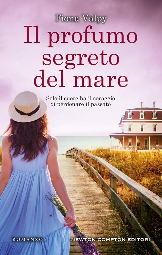 Il profumo segreto del mare - Fiona Valpy - copertina