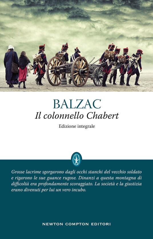 Il colonnello Chabert. Ediz. integrale - Honoré de Balzac - copertina
