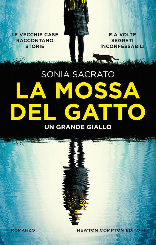 La mossa del gatto - Sonia Sacrato - copertina