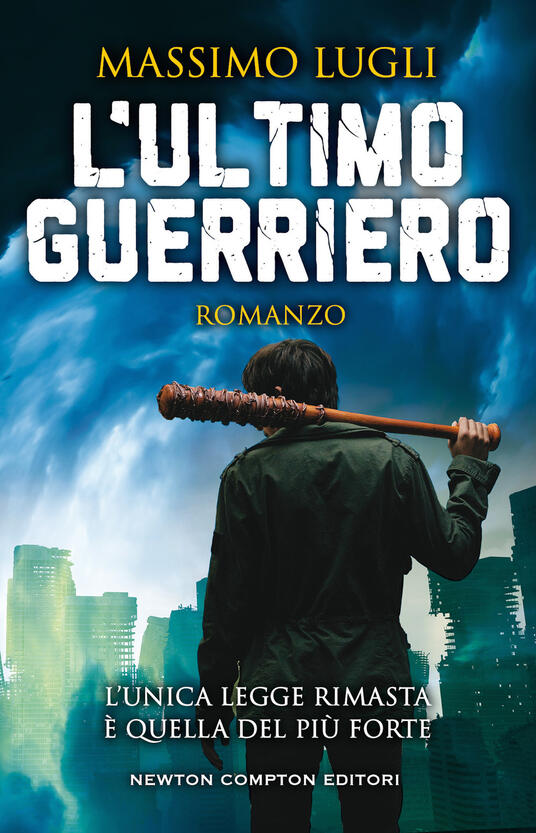 L' ultimo guerriero - Massimo Lugli - copertina