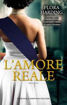 L' amore reale - Flora Harding - copertina