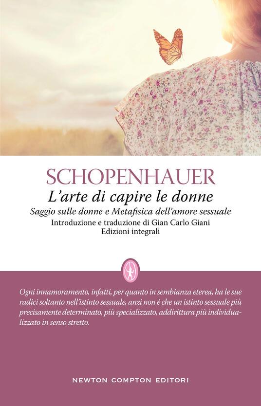 L' arte di capire le donne. Ediz. integrale - Arthur Schopenhauer - copertina