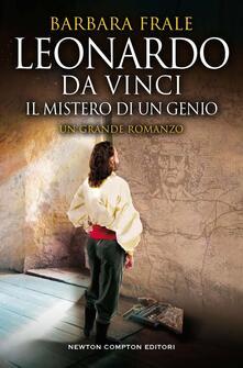 Leonardo da Vinci. Il mistero di un genio - Barbara Frale - copertina