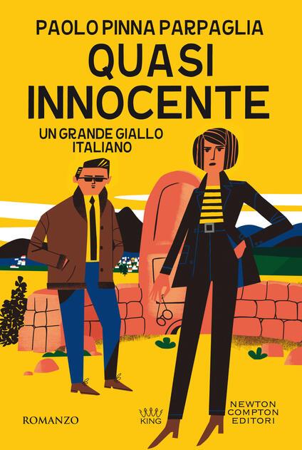 Quasi innocente - Paolo Pinna Parpaglia - copertina
