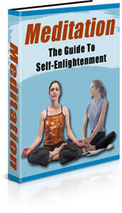 Meditation. The guide to self enlightenment