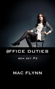 Office Duties Box Set #2: Demon Paranormal Romance