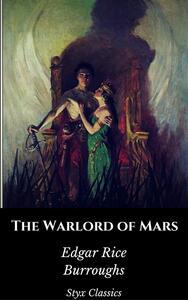 Thewarlord of Mars. Barsoom