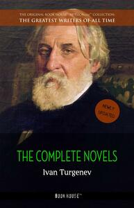 Turgenev, Ivan: The Complete Novels (Book House)