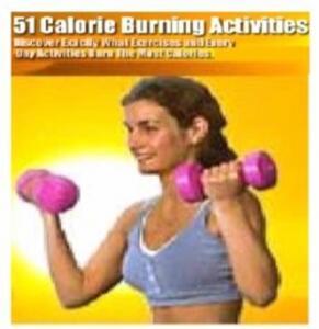 51 Calorie Burning Activities