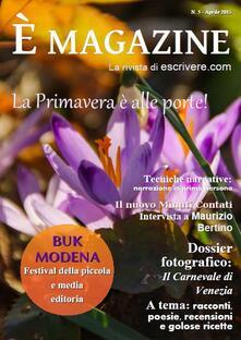 È magazine. Vol. 3 - È Scrivere - ebook