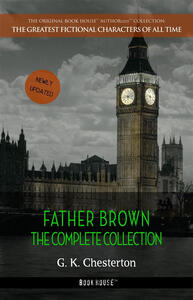 The Complete Father Brown Mysteries Collection (Book House)