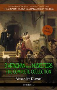 Thecomplete D'Artagnan novels (Book House)
