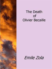 Thedeath of Olivier Becaille