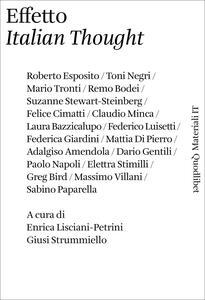 Effetto «italian thought»