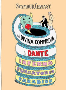 La Divina Commedia di Dante - Seymour Chwast - copertina