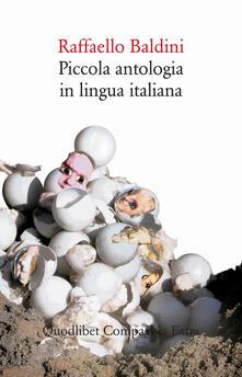 Voluntariadobaleares2014.es Piccola antologia in lingua italiana Image