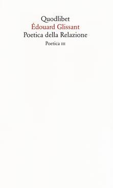 Winniearcher.com Poetica della relazione. Poetica III Image