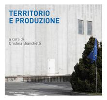 Territorio e produzione - copertina